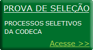 Processos Seletivos da Codeca